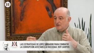 Roy Campos AMLO desaprobacion encuestas