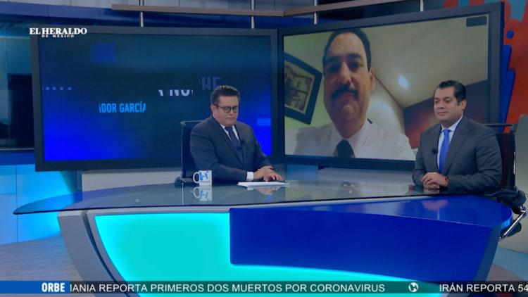 PAN Morena senador diputado Sergio Gutierrez Luna Antonio Martin del Campo