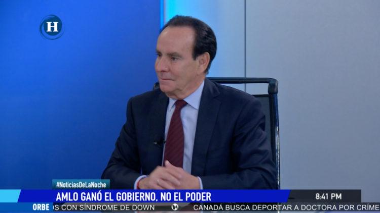Carlos Salomon AMLO presidencia politica razon suerte