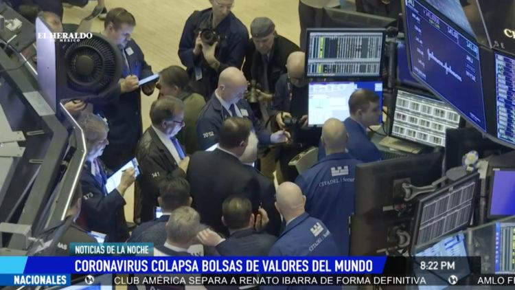 economia mundial bolsas de valores coronavirus Covid