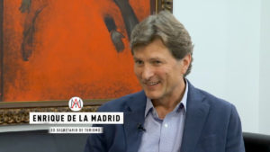 Enrique de la Madrid turismo AMLO EPN