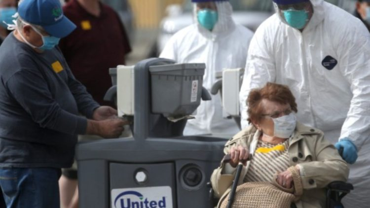 Coronavirus Estados Unidos