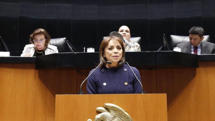 Josefina Vazquez Mota Congreso de la Union coronavirus