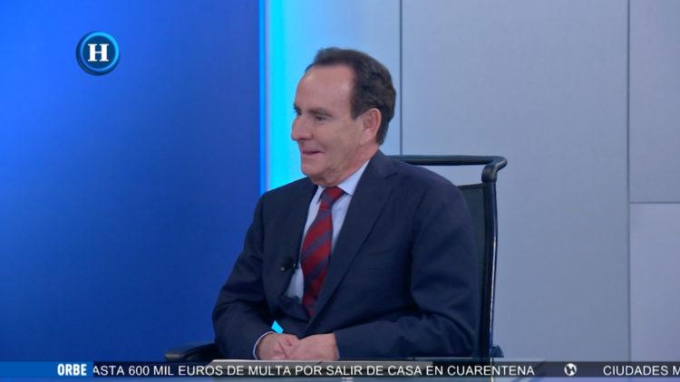 Carlos Salomon analista politico coronavirus pobreza