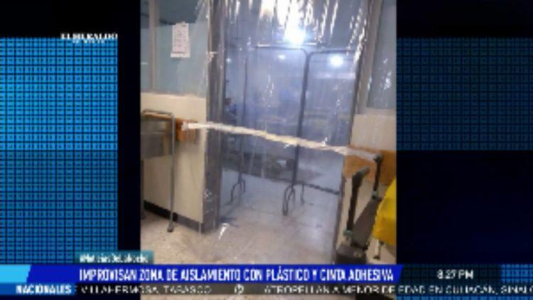 medico denuncia escasez hospitales coronavirus crisis