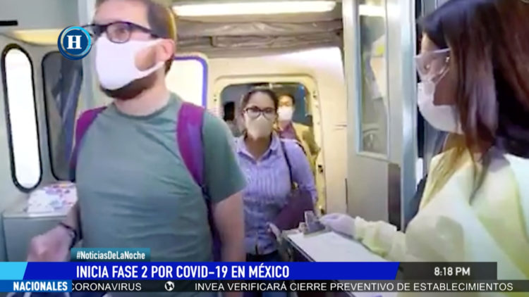 fase dos coronavirus Mexico Hugo Lopez Gatell subsecretario salud