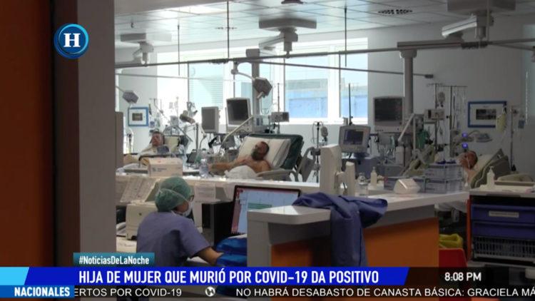 joven covid coronavirus positivo madre muere pruebas Mexico agresiones