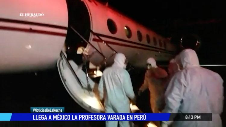 mexicana Peru Cusco coronavirus Covid esposo fallecio