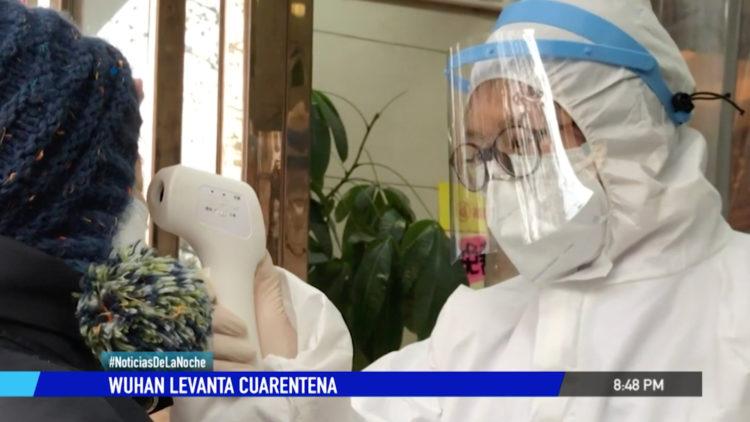 fin cuarentena Wuhan China coronavirus reportaje El Heraldo TV