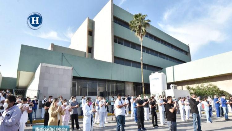 Hospitales IMSS foco contagio coronavirus Coahuila Tlalnepantla