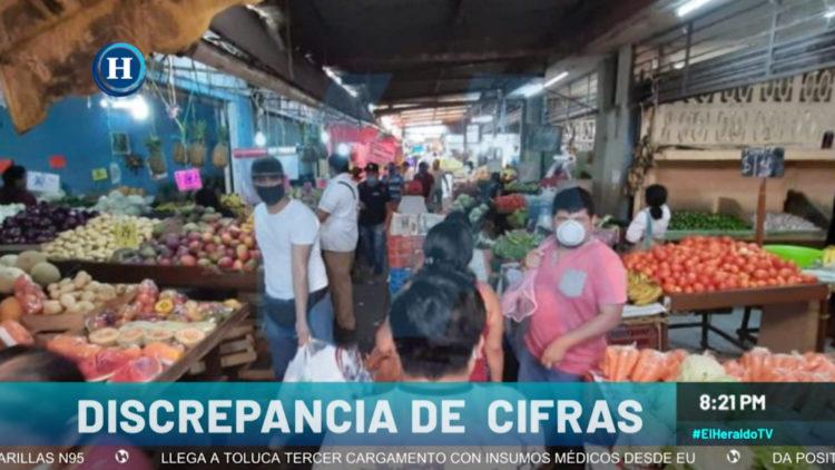 pruebas coronavirus merida yucatan discrepancias cifras gobierno federal
