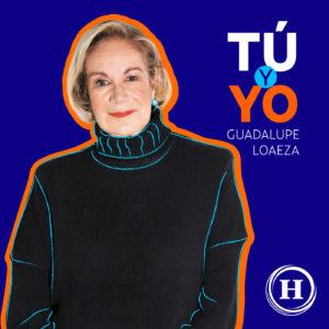 Tú y yo es conducido por Guadalupe Loaeza por El Heraldo Radio