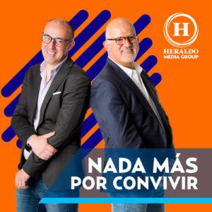 Julio Patán y Juan Ignacio Zavala, Nada más por convivir, Heraldo Media Group