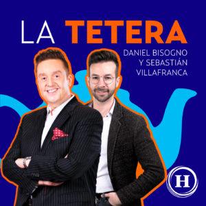 La Tetera Daniel Bisogno y Sebastián de Villafranca por El Heraldo Radio