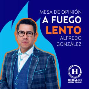 Mesa de opinion a fuego lento alfredo gonzalez Heraldo Radio