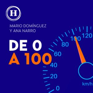 Mario Domínguez, Ana Narro De cero a 100 Heraldo Media Group