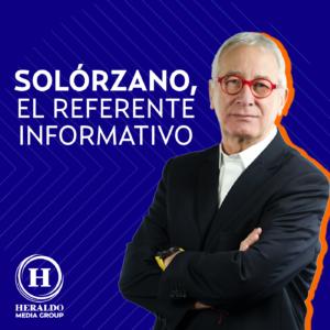 Javier Solorzano el referente informativo por el heraldo radio